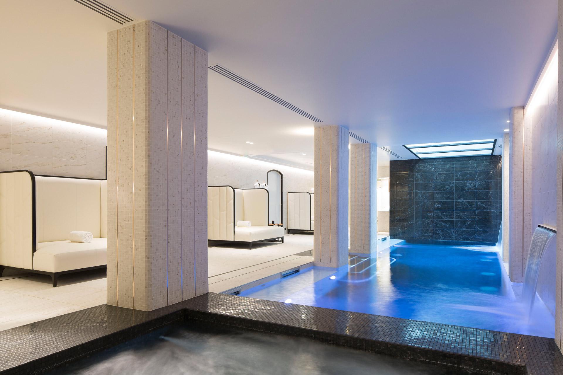 Le Narcisse Blanc | Hôtel de luxe & Spa au coeur de Paris | Découvrez notre spa